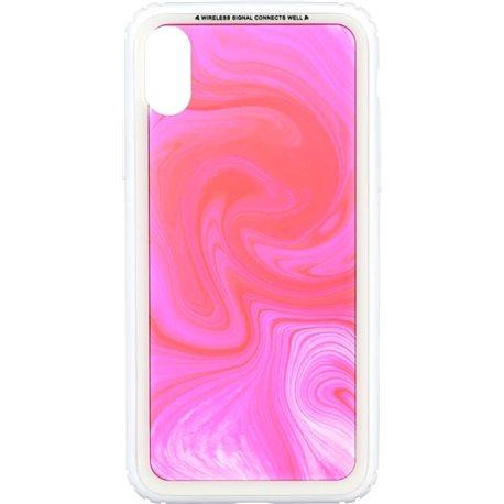 WK WPC-086 для iPhone XS [Crimson whirl (681920359777)] [681920359777]