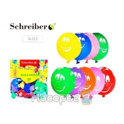 Воздушные шарики Смайлик SCHREIBER S-313