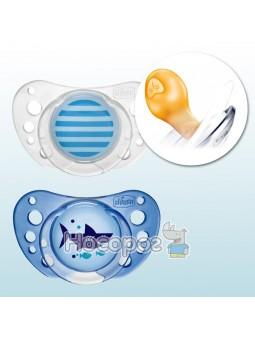 Пустышка Physio Air латексная от 16 до 36 месяцев 2 штуки