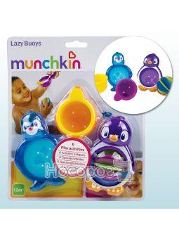 Іграшковий набір для ванни «Ледачі буї»