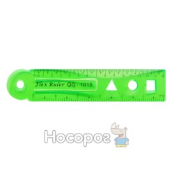 Лінійка Неломайка Flexible ruler 15 см (24)