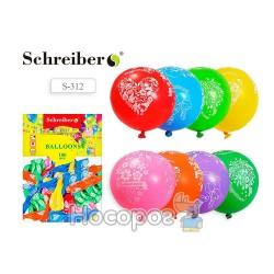 Воздушные шарики Поздравляем SCHREIBER S-312