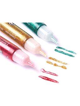 Жидкий клей с блестками (9 цветов), Crayola [69-3527]