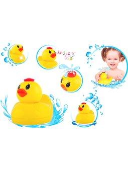 Поющая утка-фонтан, игрушка для купания, BeBeLino [58048]