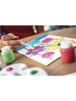 Смываемые акварельные краски (10 баночек по 59 мл), Crayola [54-1205]