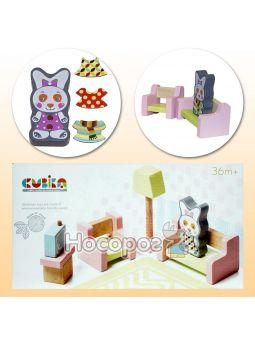 Детский набор Мебель 4