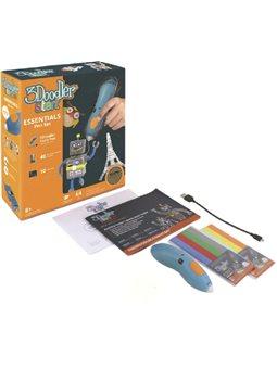 3D-Ручка 3Doodler Start Для Детского Творчества - Креатив (Синяя) [3DS-ESST-MULTI-R-17]