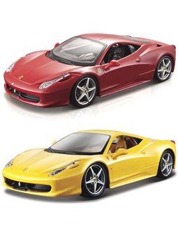 Автомодель - 458 Italia (1:24) [18-26003]