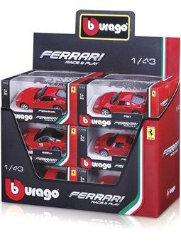 Автомодели - Ferrari (1:43) [18-36100]