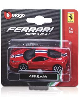 Автомодели - Ferrari (1:64) [18-56000]