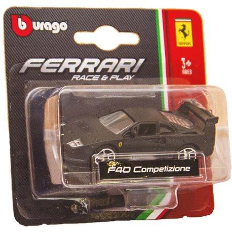 Фото Автомодели - Ferrari (1:64) [18-56000]