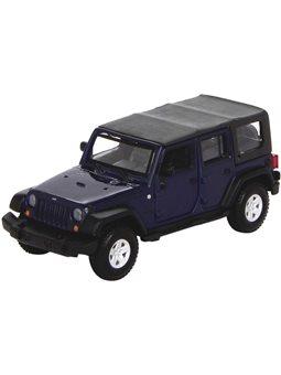 Автомодель - Jeep Wrangler Unlimited Rubicon (1:32) [18-43012]