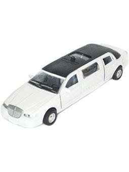 Автомодель - Лимузин (Белый) [SL970WN]