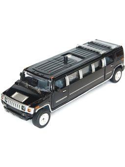 Автомодель - Лимузин (Черный) [SL-971WN]