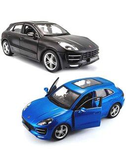 Автомодель - Porsche Macan (1:24) [18-21077]