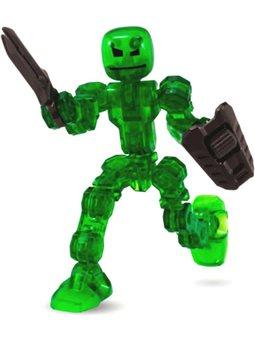 Фигурка Для Анимационного Творчества Klikbot S1 (Зелёный) [TST1600G]