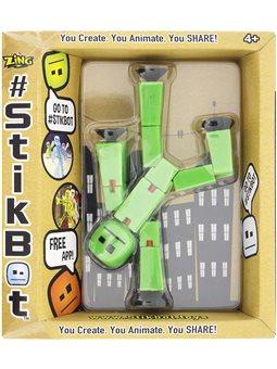 Фигурка для анимационного творчества STIKBOT S2 (зеленый) [TST616IIGr]