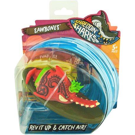 Фото Фингерборд С Фигуркой Shreddin' Sharks - Sawbones [561996]