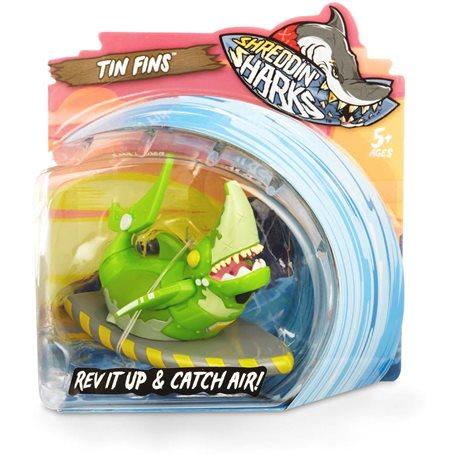 Фото Фингерборд С Фигуркой Shreddin' Sharks - Tin Fins [561958]
