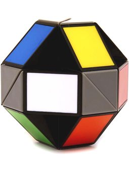 Головоломка Rubik's - Змейка (Разноцветная) [RBL808-2]