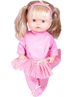 Говорящая кукла BAMBOLINA NENA - МАЛЕНЬКАЯ БАЛЕРИНА(украинский) [BD380-50SUA]