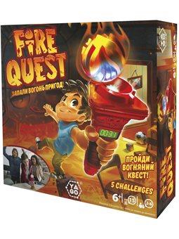 Игра-Квест – Fire Quest [YL041]