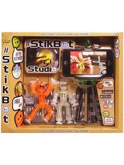 Игровой Набор Для Творчества Stikbot S1 – Студия [TST615]