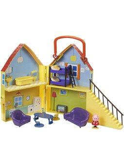 Ігровий Набір Peppa - Будинок Пеппі [20835]