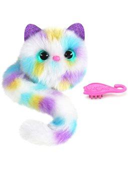 Игровой Набор С Интерактивной Кошечкой Pomsies S4 - Конфетти [02246-F]