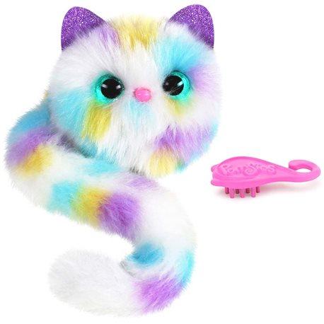 Фото Игровой Набор С Интерактивной Кошечкой Pomsies S4 - Конфетти [02246-F]