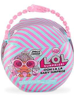 """Ігровий Набір З Лялькою L.O.L. Surprise! Серії Ooh La La Baby Surprise """"- Принцеса Китті"""" [562474]"""