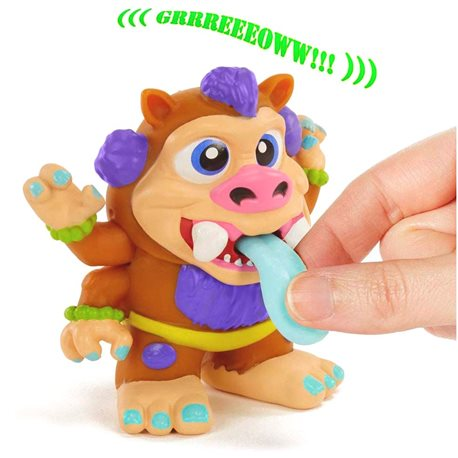 "Фото Интерактивная игрушка CRATE CREATURES SURPRISE! серии Flingers"" – СНОРТ ХОГ"" [551805-SN]"