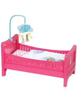 Інтерактивна ліжечко для ляльки BABY BORN - РАЙДУЖНІ СНИ [822289]