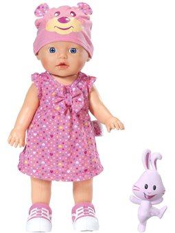 Інтерактивна лялька MY LITTLE BABY BORN - ВЧИМОСЯ ХОДИТИ [823484]