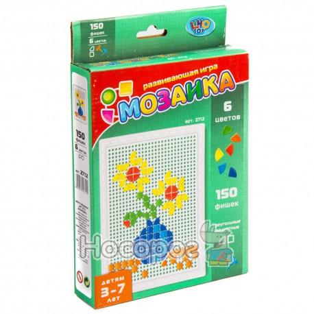 Мозаика детская 2712 (150 фишек) в коробке (48)