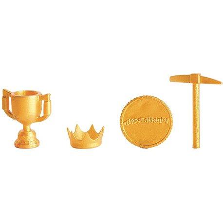 Фото Кинетический гравий для детского творчества - KINETIC ROCK (золотой) [11302G]
