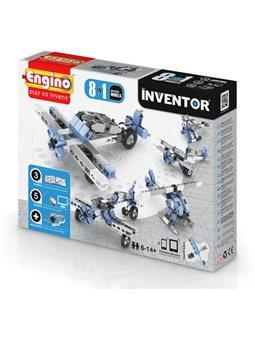 Конструктор Inventor 8 В 1 - Самолеты [833]