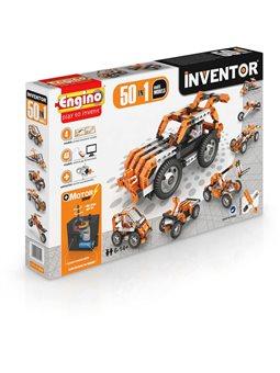 Конструктор Inventor Motorized 50 В 1 С Электродвигателем [5030]