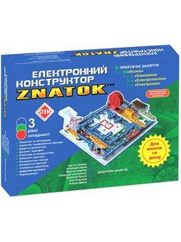 Конструктор - Znatok - Школа (999+ Схем) [REW-K007]