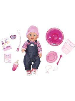 Кукла BABY BORN - ДЖИНСОВЫЙ СТИЛЬ [824238]