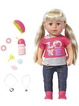 Кукла Baby Born - Старшая Сестрёнка [820704]