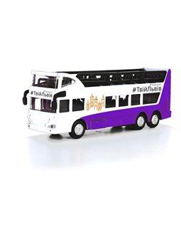 Модель – Автобус Двухэтажный Львов [SB-16-21LV]