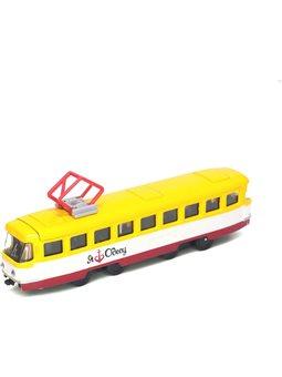 Модель - Городской Трамвай Одесса [SB-16-66WB-U]