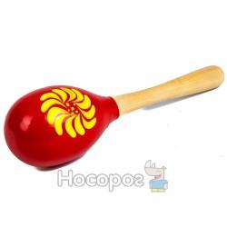 Деревянная игрушка Маракас MD 0029