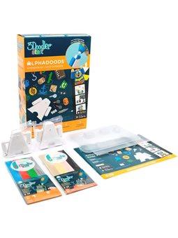 Набор Для 3D-Ручки 3Doodler Start - Аннимация [8SAKALPD3R]