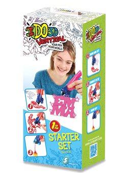 Набор для детского творчества с 3D-маркером - АЛФАВИТ [155836]