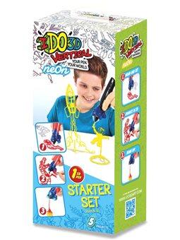 Набір для дитячої творчості з 3D-маркером - КОСМОС [155833]