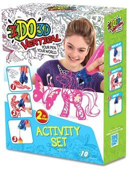 Набір для дитячої творчості з 3D-маркером - КАЗКА [155251]