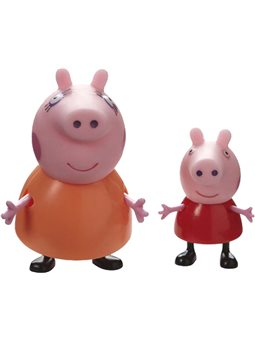 Набор Фигурок Peppa - Семья Пеппы (Пеппа И Мама) [20837-1]