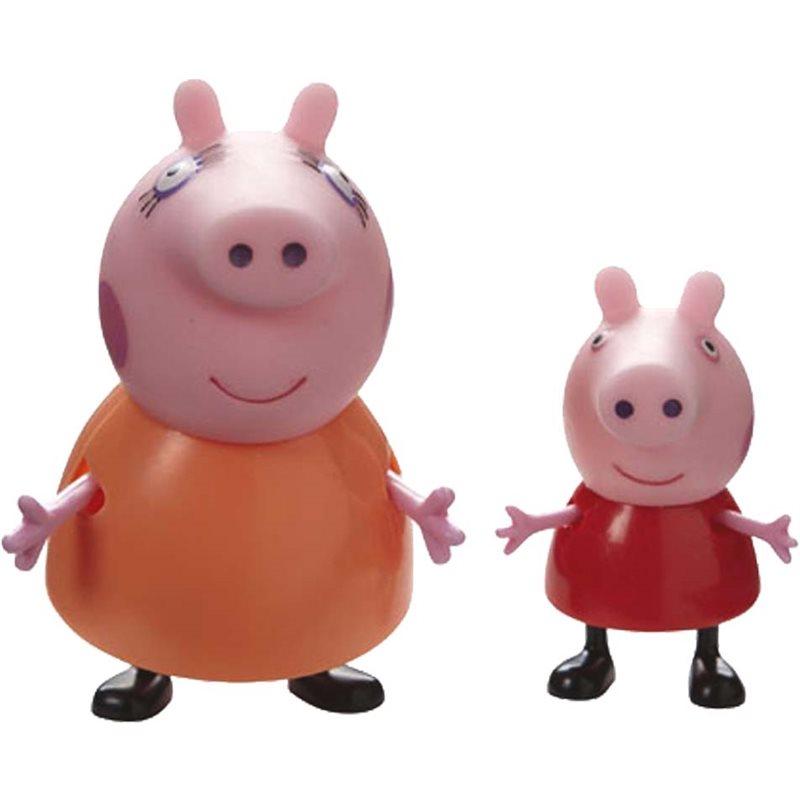 Фото Набор Фигурок Peppa - Семья Пеппы (Пеппа И Мама) [20837-1]